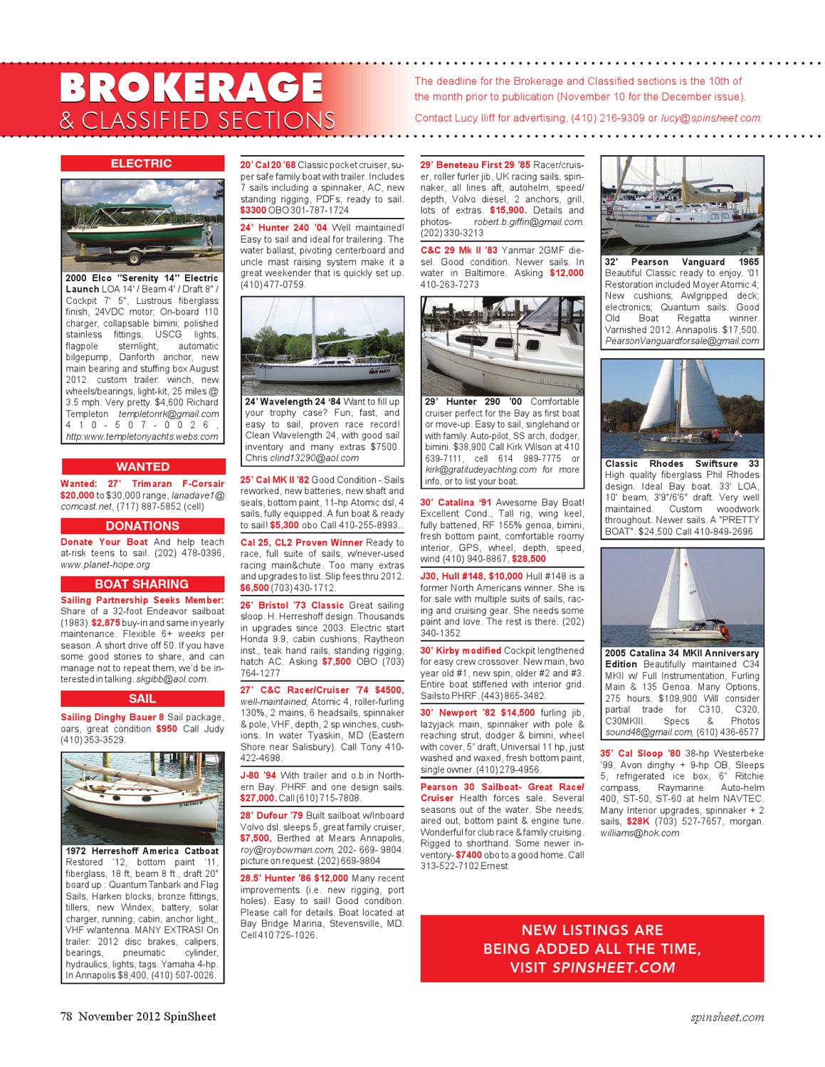 SpinSheet November 2012 by SpinSheet Publishing Company - issuu