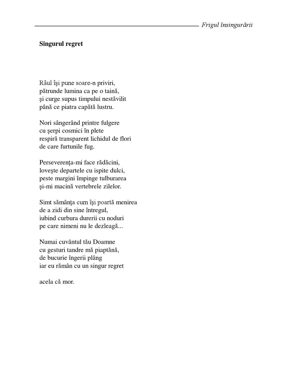 Florin Paraschiv, Euthanasia