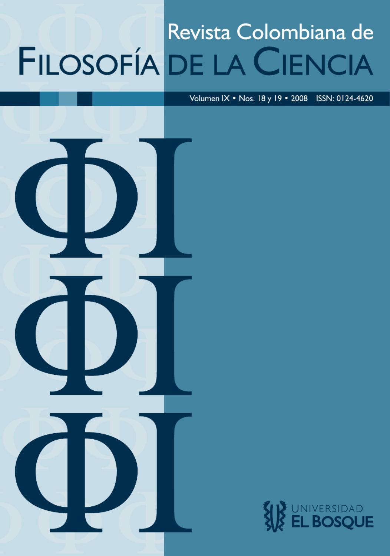 Revista Colombiana de Filosofía de la Ciencia by Universidad El ...
