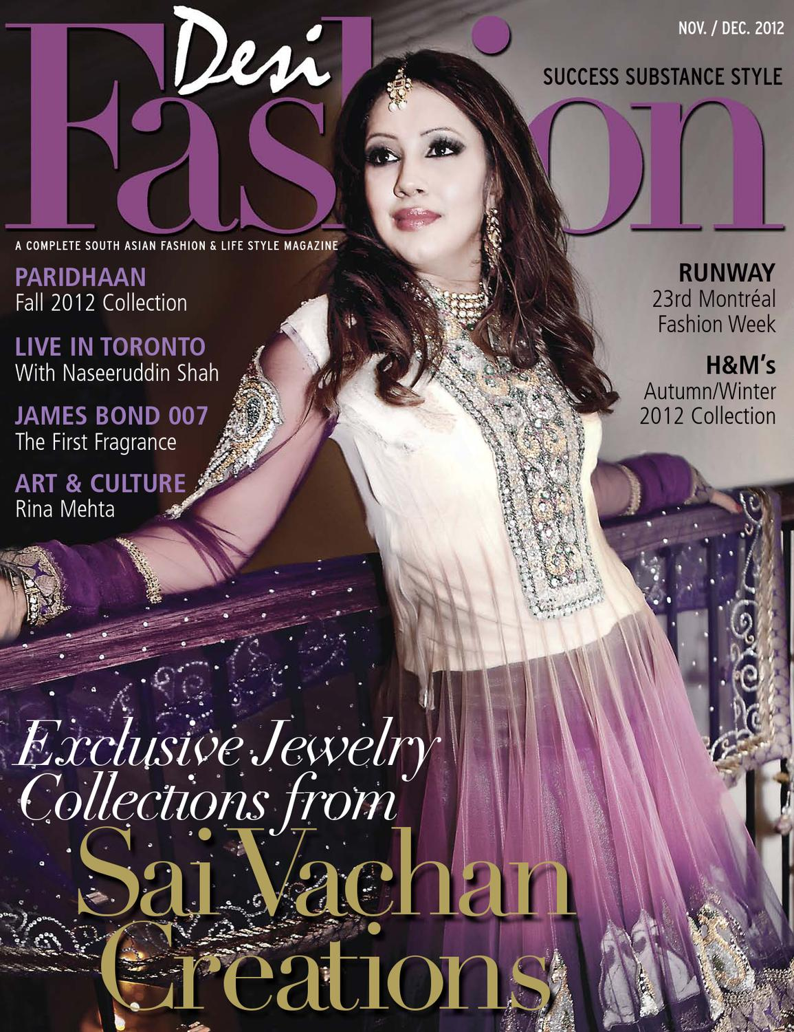 2012 by Desi Fashion Magazine - issuu