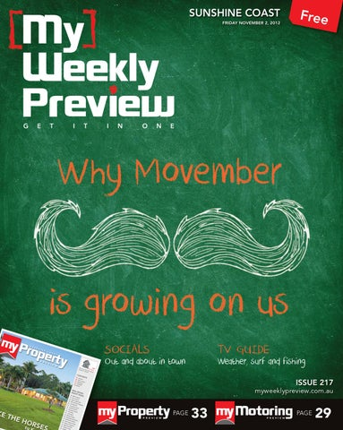 My Weekly Preview Issue 217 November 2 2012 by My Weekly