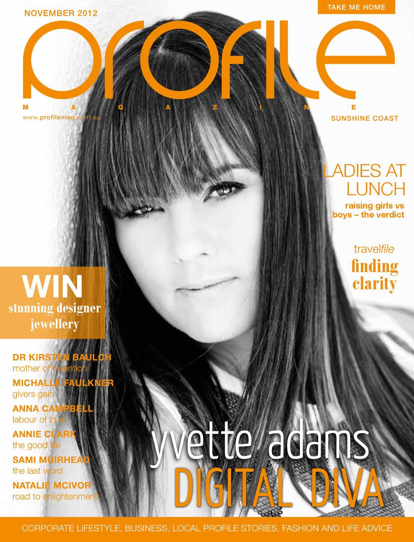 November Profile Magazine By Issuu Cocoa Jewelry Anting Secret Love