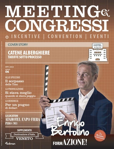 newest collection 141d8 d3df0 Meeting e Congressi - Ott 2012 by Ediman - issuu