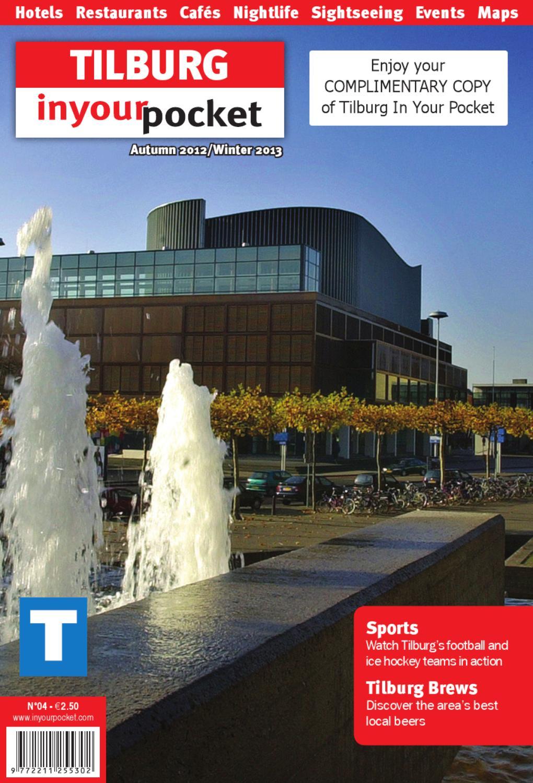 3f58d950582 Tilburg In Your Pocket English by Asega Media & Communication - issuu