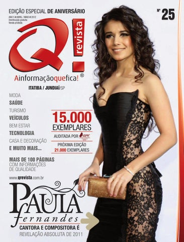 a9d7ef3d6 Paula Fernandes by Q Revista - issuu