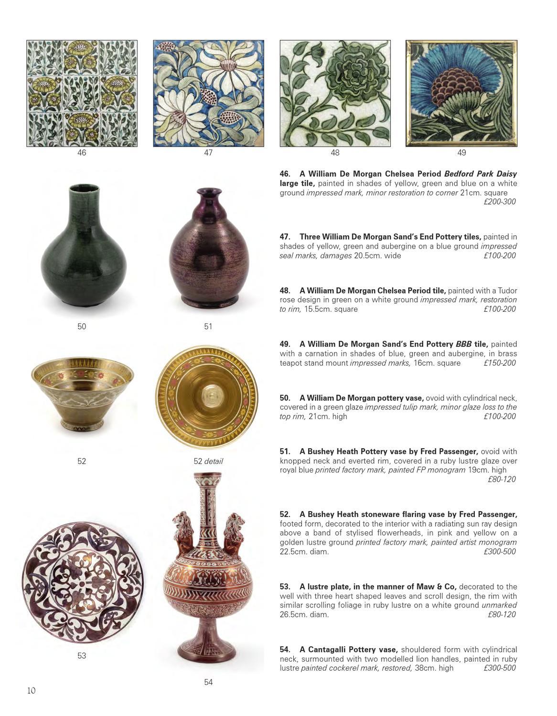 Woolley Wallis British Art Pottery November 2012 By Jamm Design Ltd Issuu