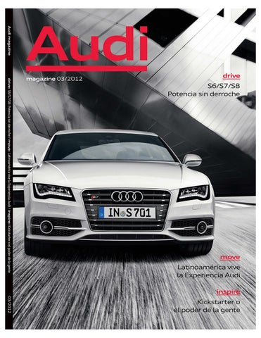 Docs >> Audi by Grupo Cerca - Issuu