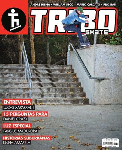 Tribo Skate Edição 205 by Revista Tribo Skate - issuu c00699e3868