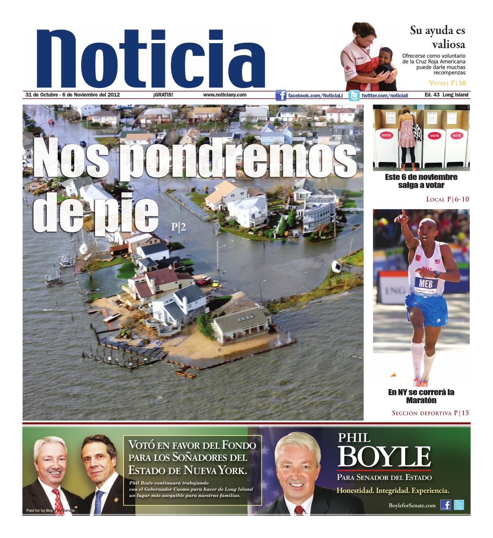 10-31-12 Ed.43 by Noticia - issuu