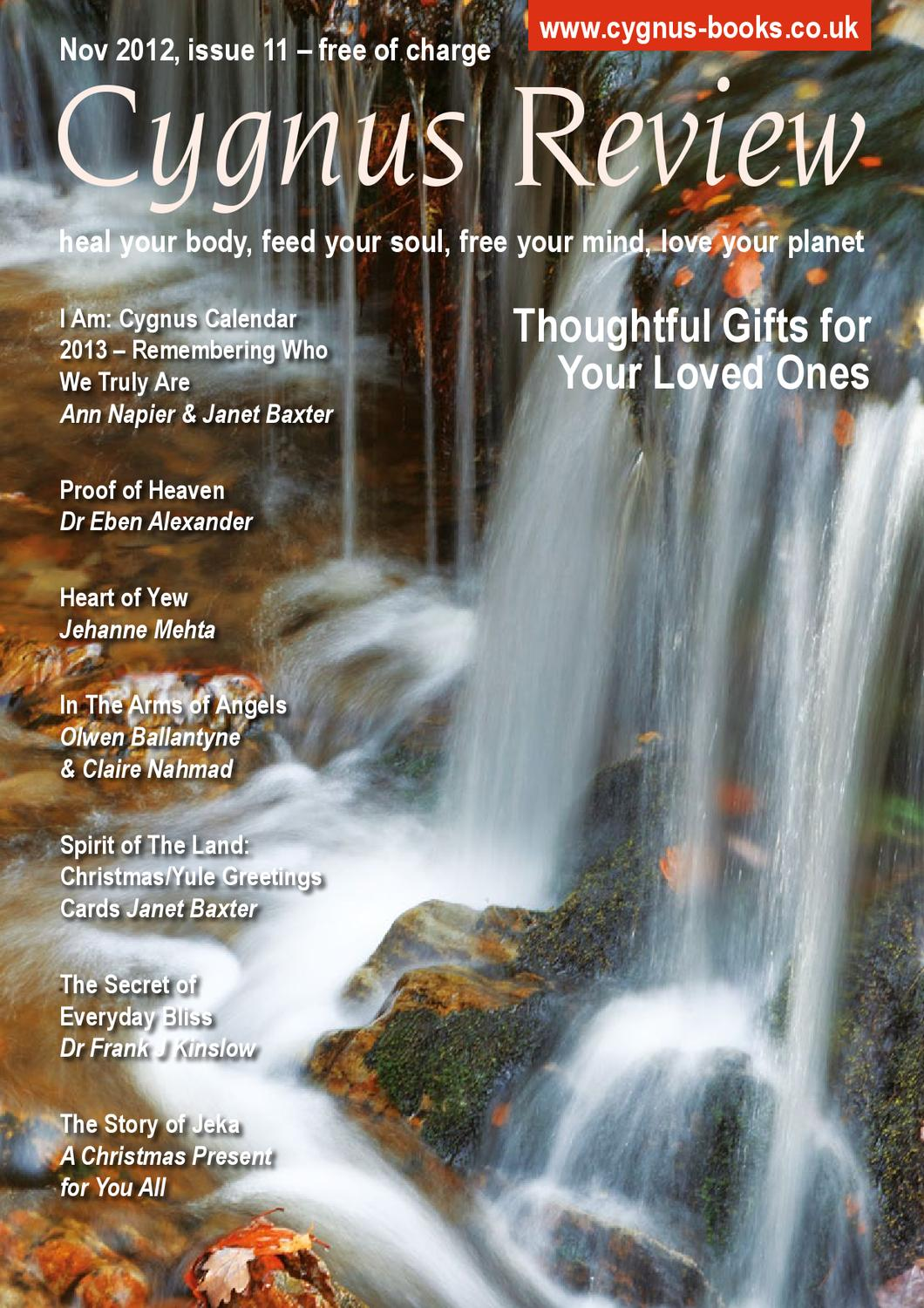 Cygnus Review, 2012 Issue 11 by Cygnus Community Review - issuu