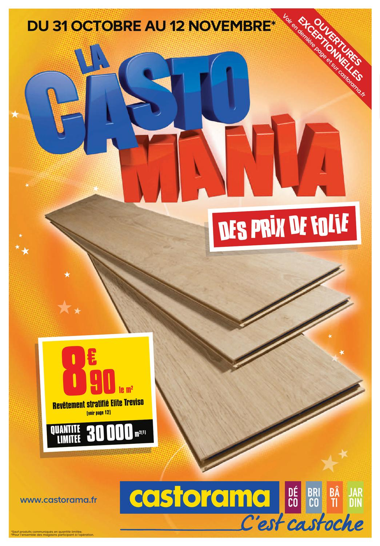 Castorama Catalogue 31 Octobre 12 Novembre 2012 By Promocatalogues Com Issuu