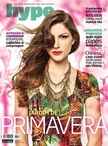 1ff6ed7d6a7cc Revista Hype 55 by Preview Comunicação e Marketing - issuu