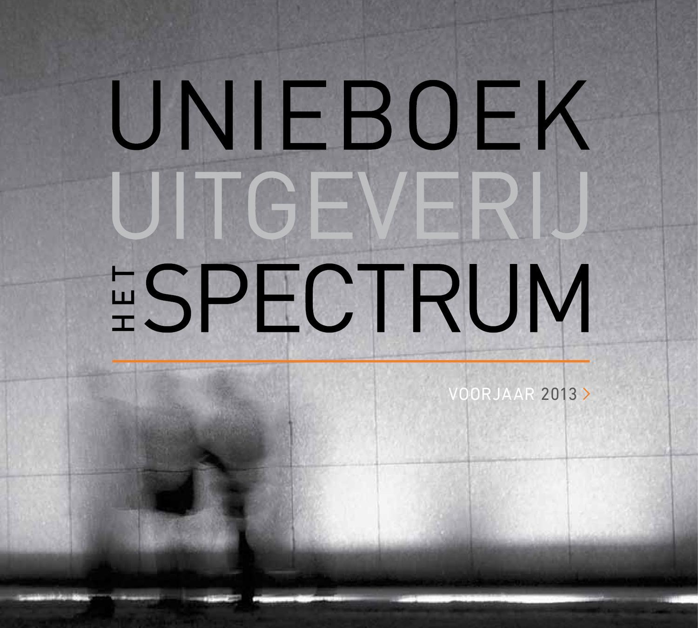 Aanbiedingsbrochure Voorjaar 2013 By Unieboek Het Spectrum Issuu