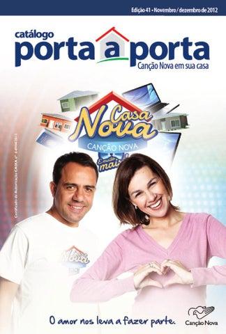Catálogo Porta A Porta 41ª Edição By Porta A Porta Canção Nova Issuu