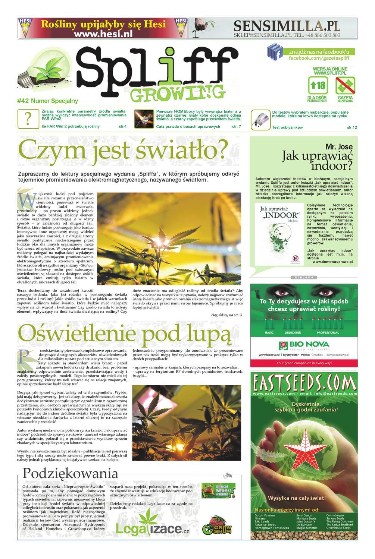 42 Gazeta Konopna Spliff By Spliff Gazeta Konopna Issuu