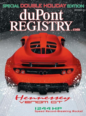 super popular c4439 94370 duPontREGISTRY Autos December 2012 by duPont REGISTRY - issuu