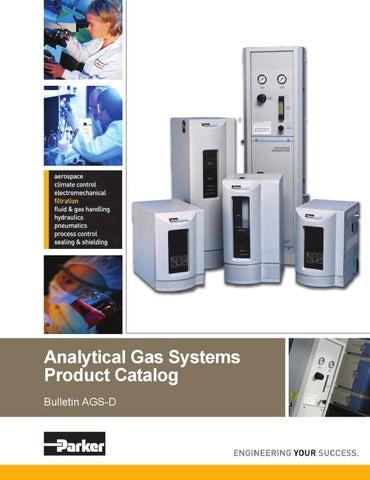 Parker Gas Generators By Labscience Ltd Issuu