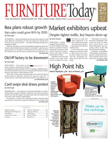 Excellent Furniture Today October 29Th Issue By Sandow Media Issuu Dailytribune Chair Design For Home Dailytribuneorg