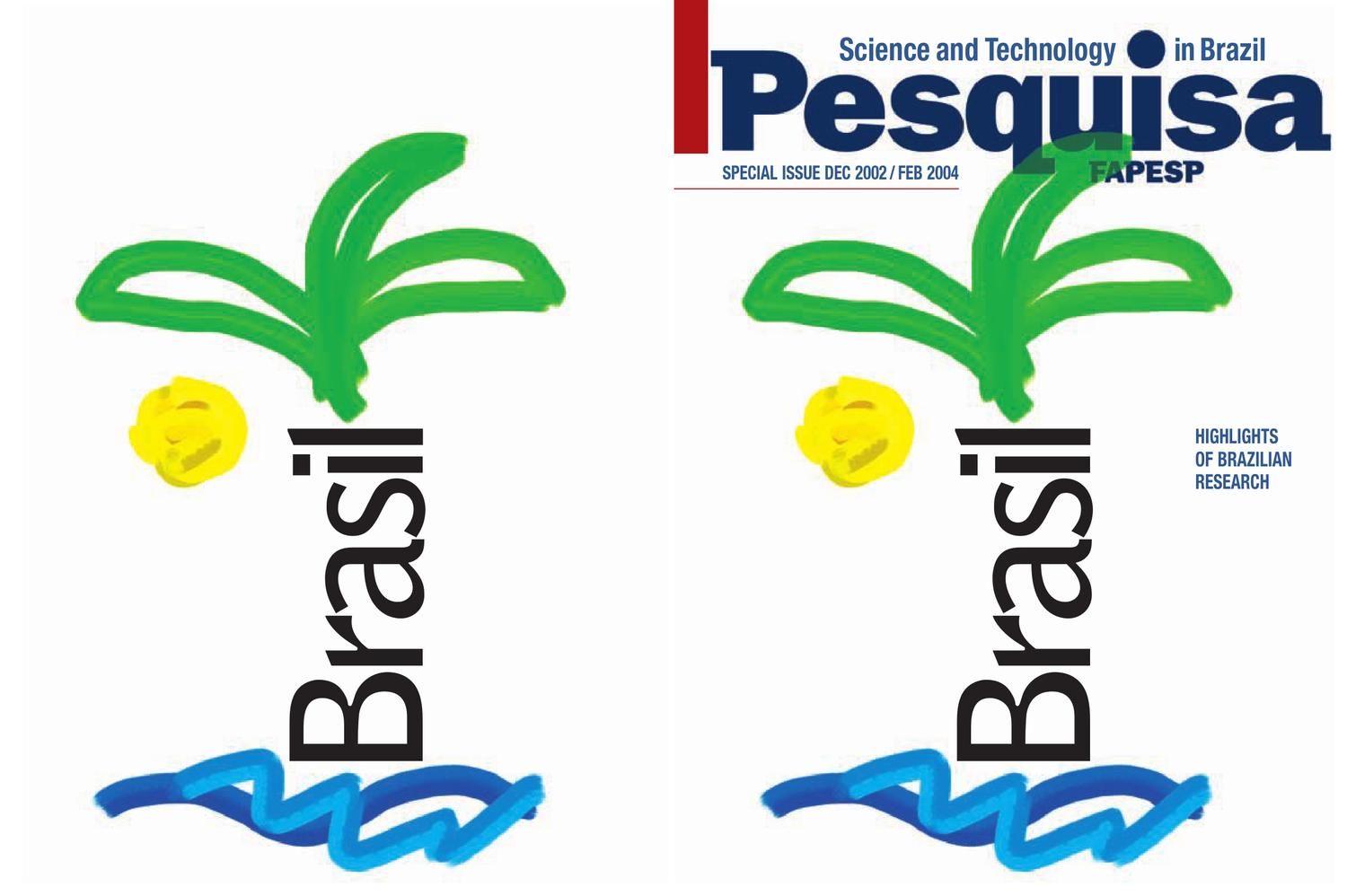 Special Issue 2002-2004 by Pesquisa Fapesp - issuu 932fa5b8d6ba