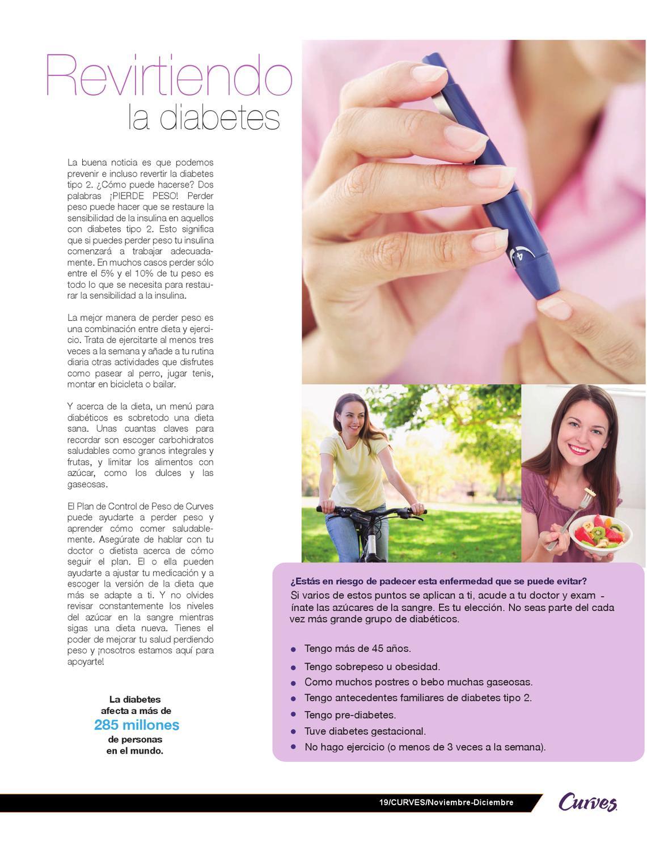 mejor dieta para perder peso con diabetes tipo 2