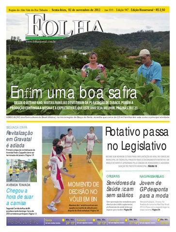 folhadovale by Folha do Vale - issuu bae67e3648fd2