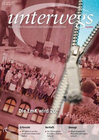 Unterwegs 232012 By Zeitschriftenredaktion Der Emk Issuu