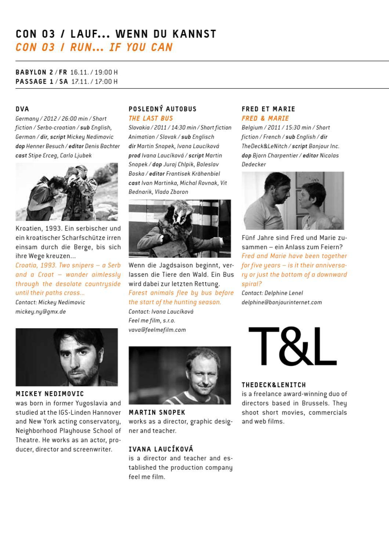 Festival Katalog Part 1