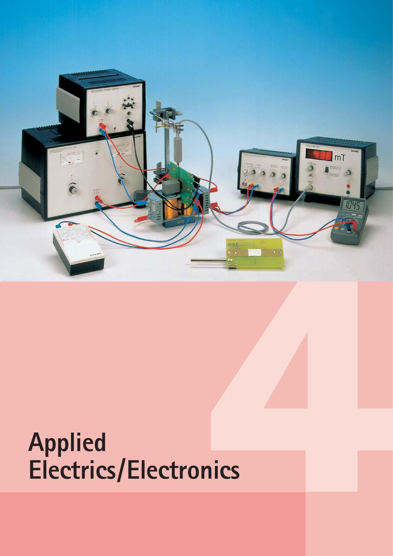 Ciencias Aplicadas Parte2 De Phywe By Iberdidac Issuu Electronics Technology Pink Flicker Noise Generator Circuit