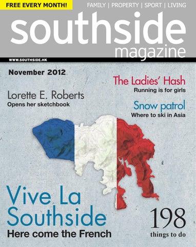Southside Magazine November 2012 by Hong Kong Living Ltd - issuu