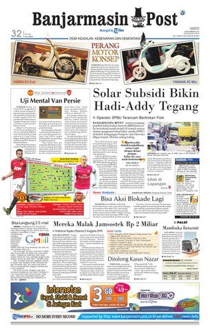 Banjarmasin Post edisi Sabtu 1c2a21697e