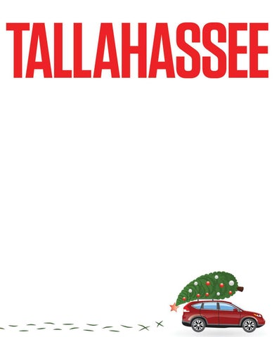Tallahassee Magazine - November/December 2012 by Rowland Publishing