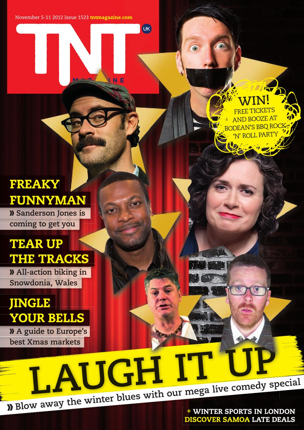 TNT Magazine / Issue 1523 by TNT Magazine - issuu