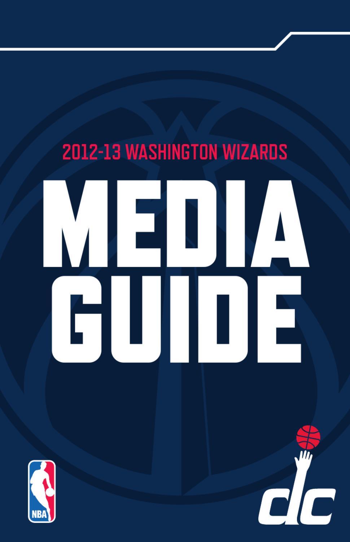 2012 13 Wizards Media Guide by Jacob Raim issuu