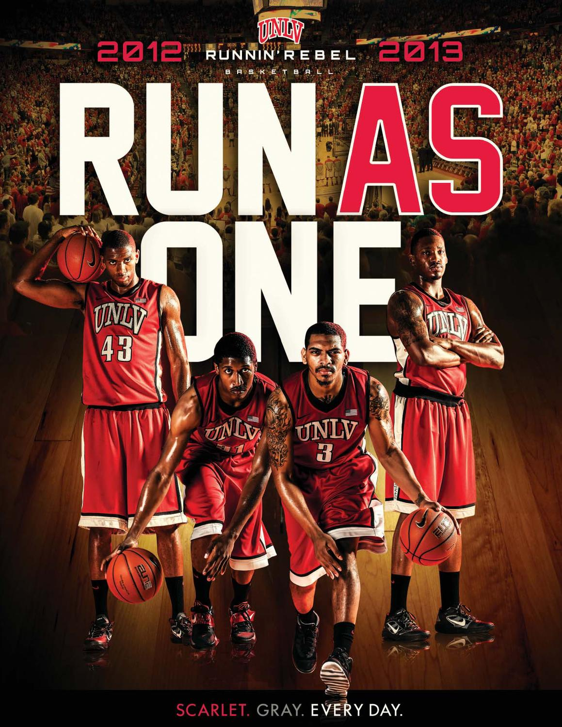 detailed look f2f71 0a77b 2012-13 UNLV Mens Basketball Media Guide by UNLV Sports Information - issuu