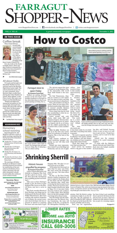 Farragut Shopper-News 110512 by Shopper-News - issuu