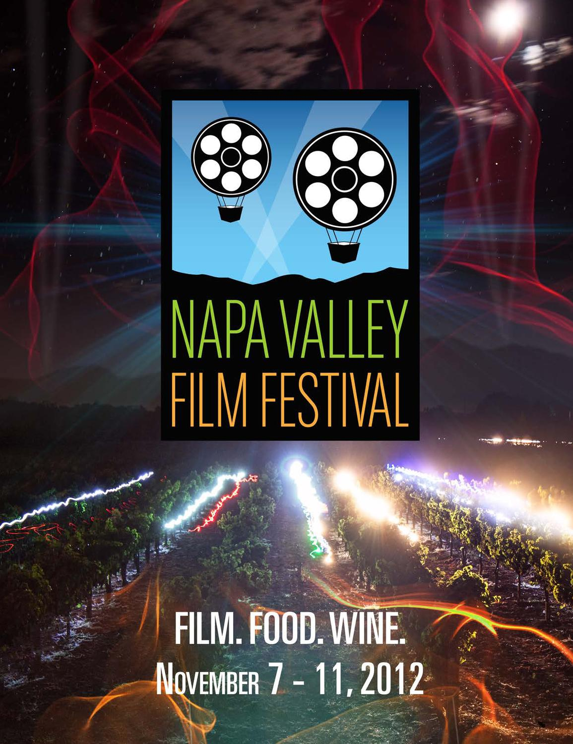 25cdbc80996c Napa Valley Film Festival 2012 Official Guide by Napa Valley Film Festival  - issuu