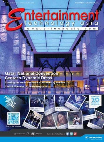 Entertainment Technology Asia November-December 2012 by Spinworkz