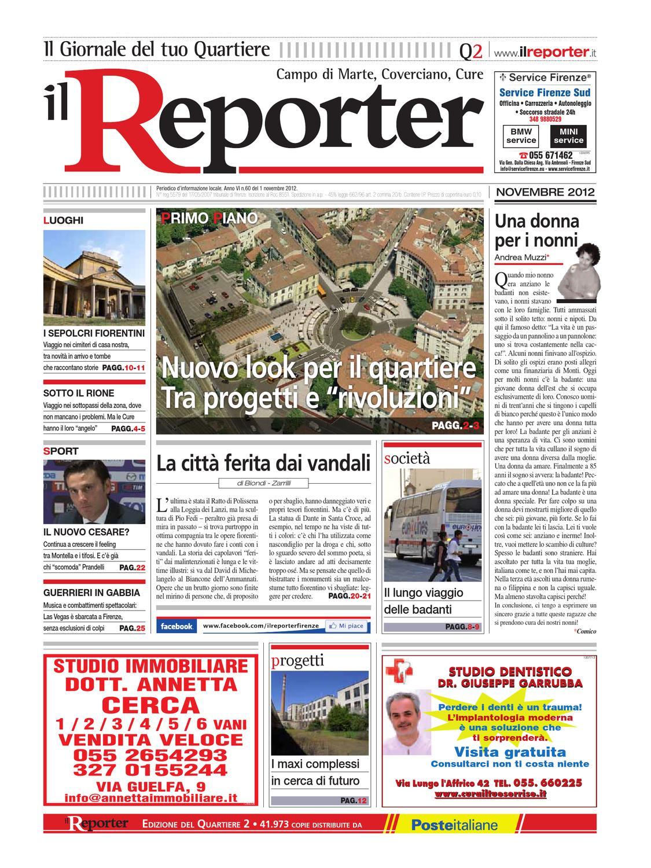 Svuota Appartamenti Gratis Firenze il reporter firenze - quartiere 2 by ilreporter - issuu