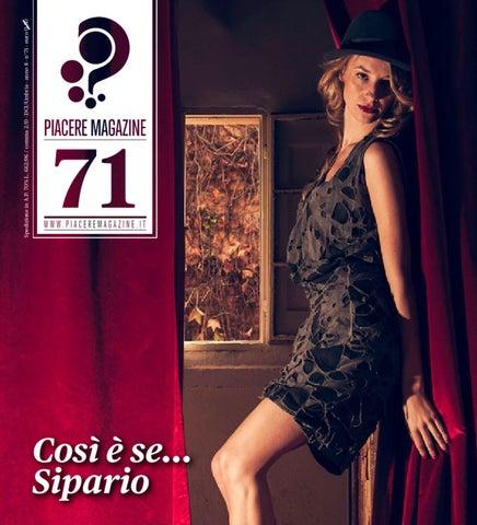 Piacere Magazine n.71   Novembre 2012 by PM   Piacere Magazine - issuu 79c83ac5d44