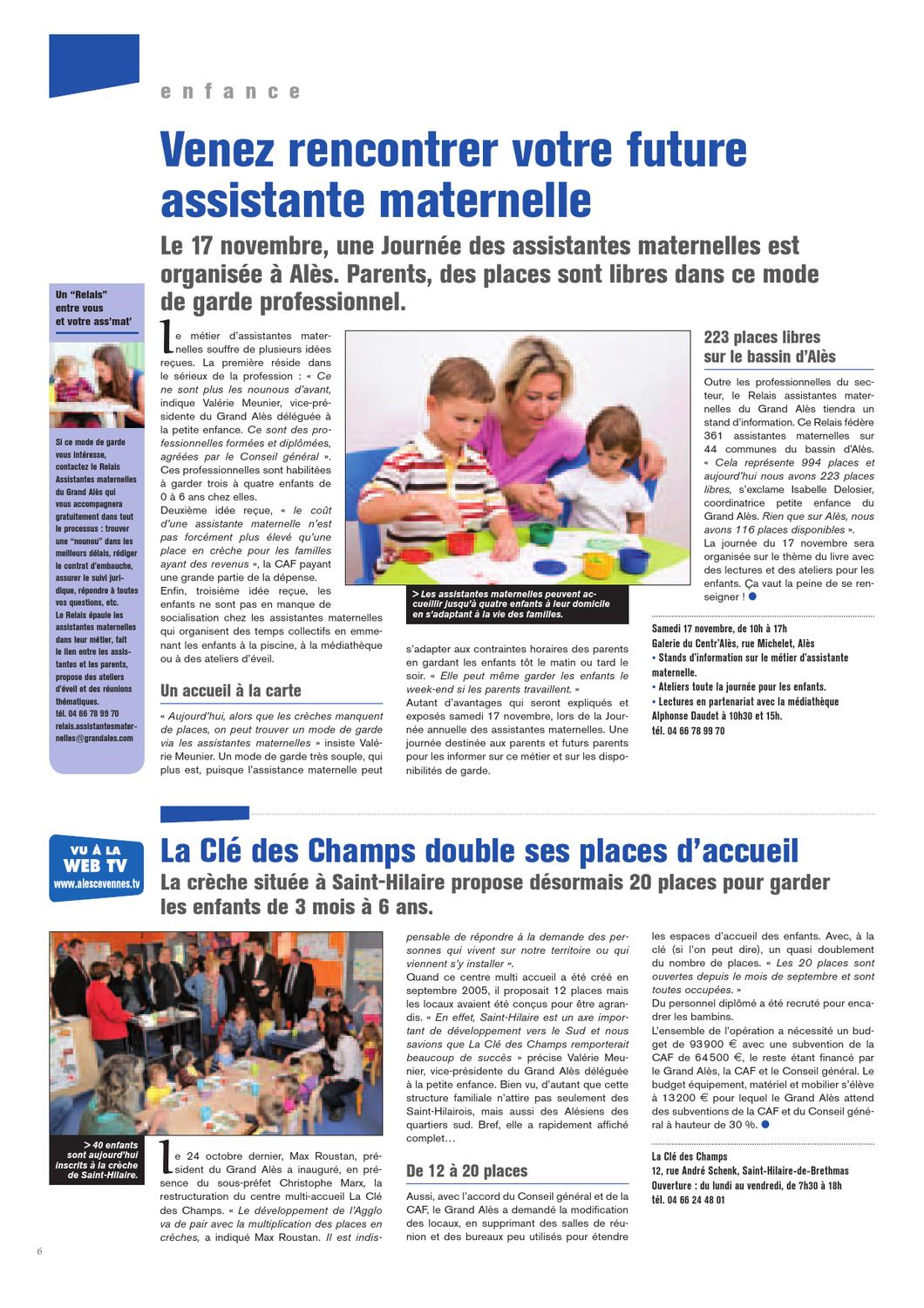 Journal Du Grand Alès En Cévennes By Grand Alès Issuu