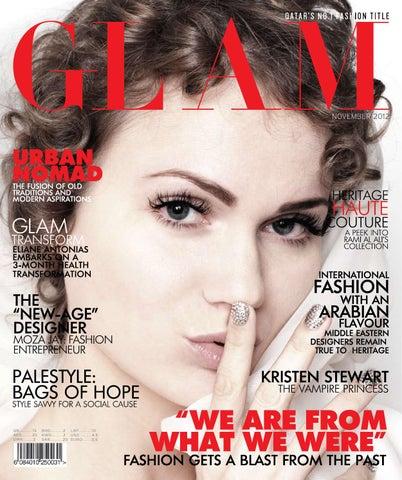 1704b0ddb04 Glam November 2012 by Oryx Group of Magazines - issuu