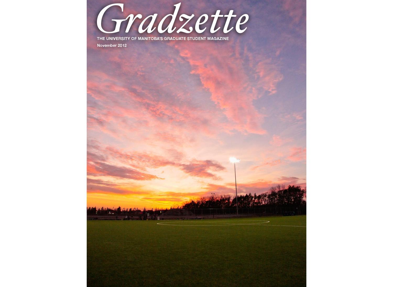 November 2012 Gradzette by The Gradzette - issuu