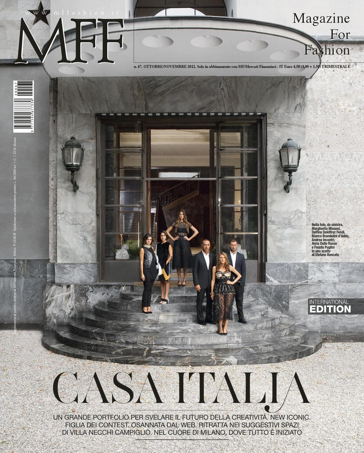 MFF 67 - Casa Italia by Class Editori - issuu 679dbb021cd