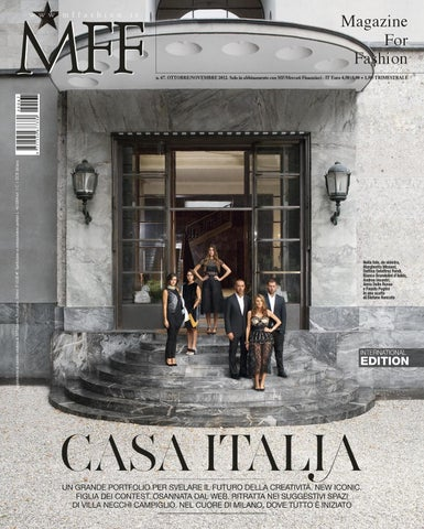 MFF 67 - Casa Italia by Class Editori - issuu 66ed53850158