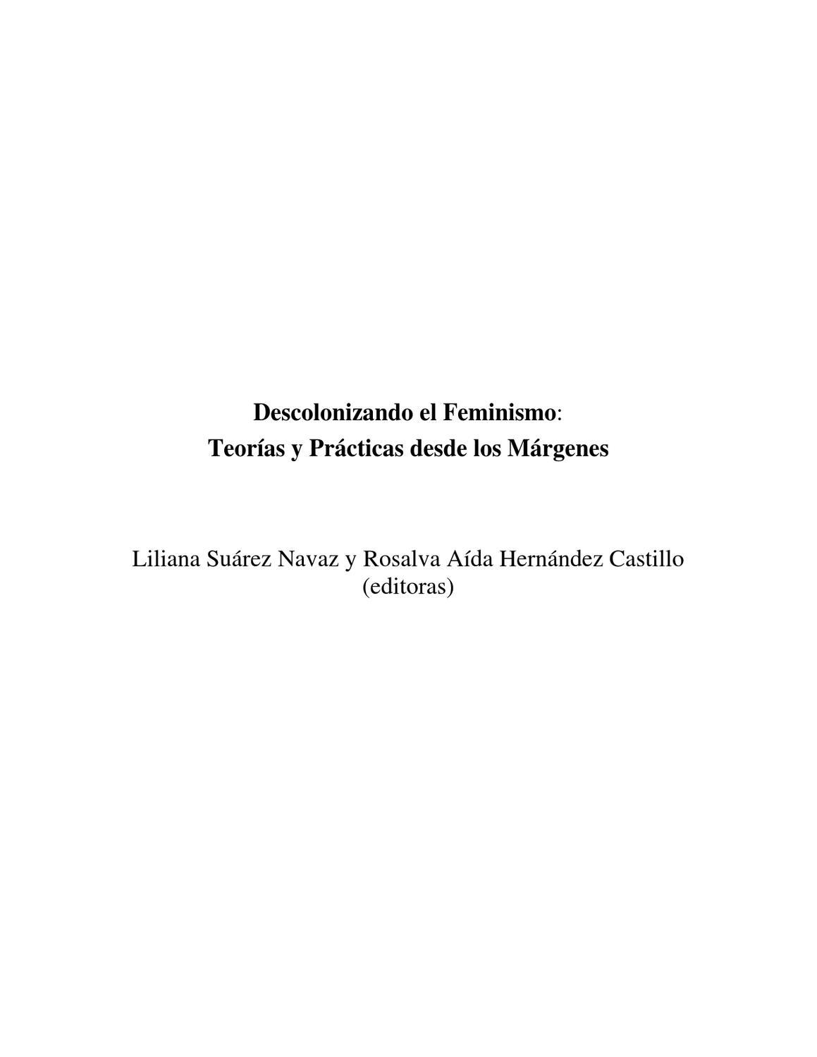descolonizando-el-feminismo-teorias-y-practicas-desde-los-margenes ...