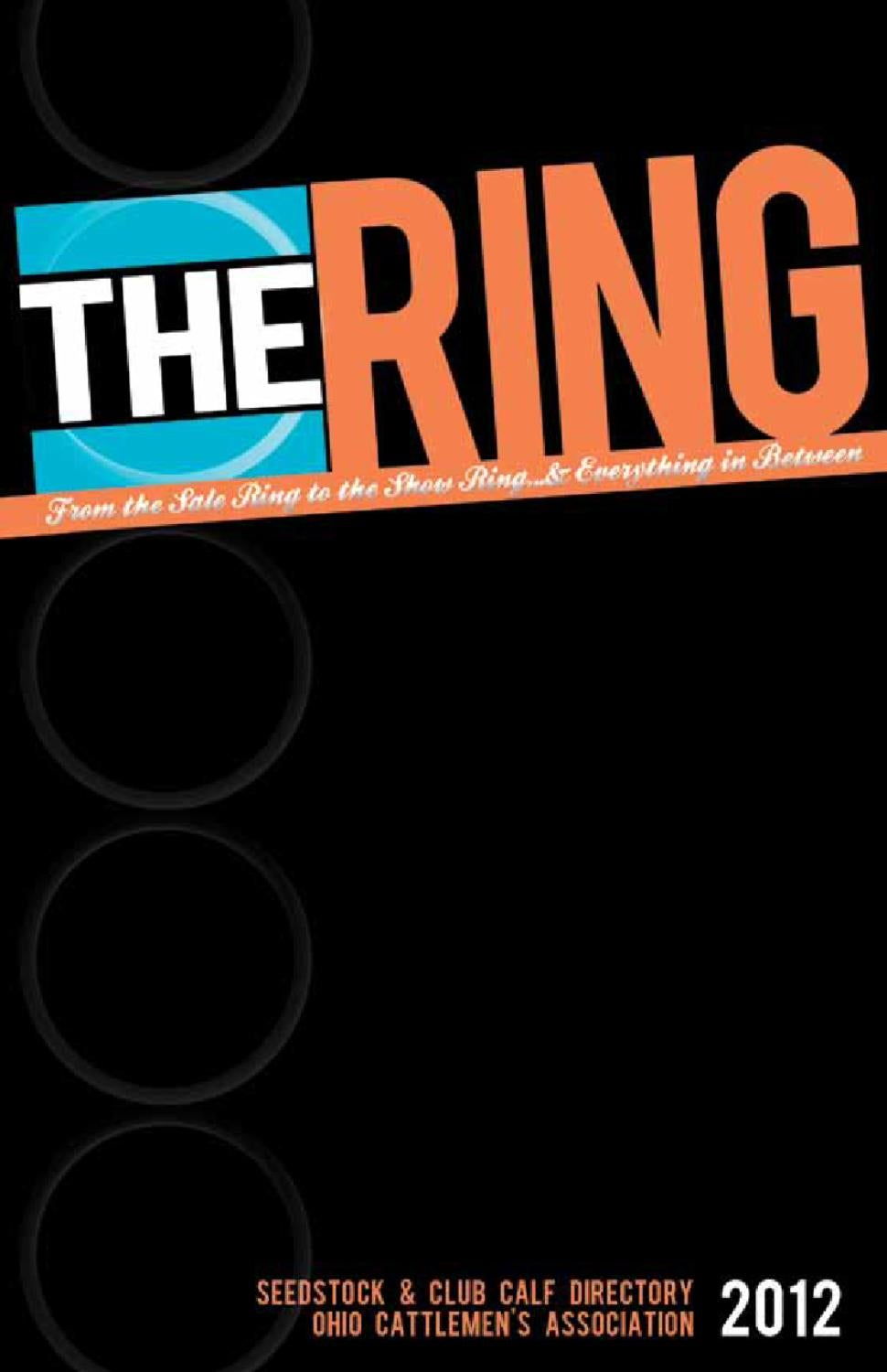 THE RING 2016 by Ohio Cattlemen\u0027s Association - issuu