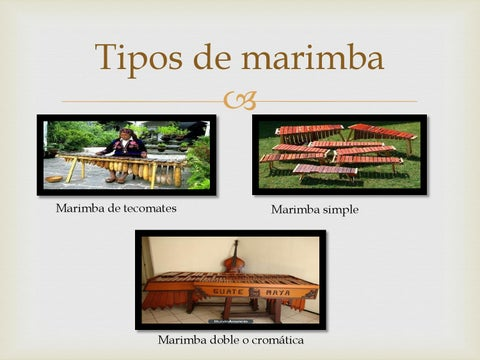 La Marimba By Obed Barrios Issuu