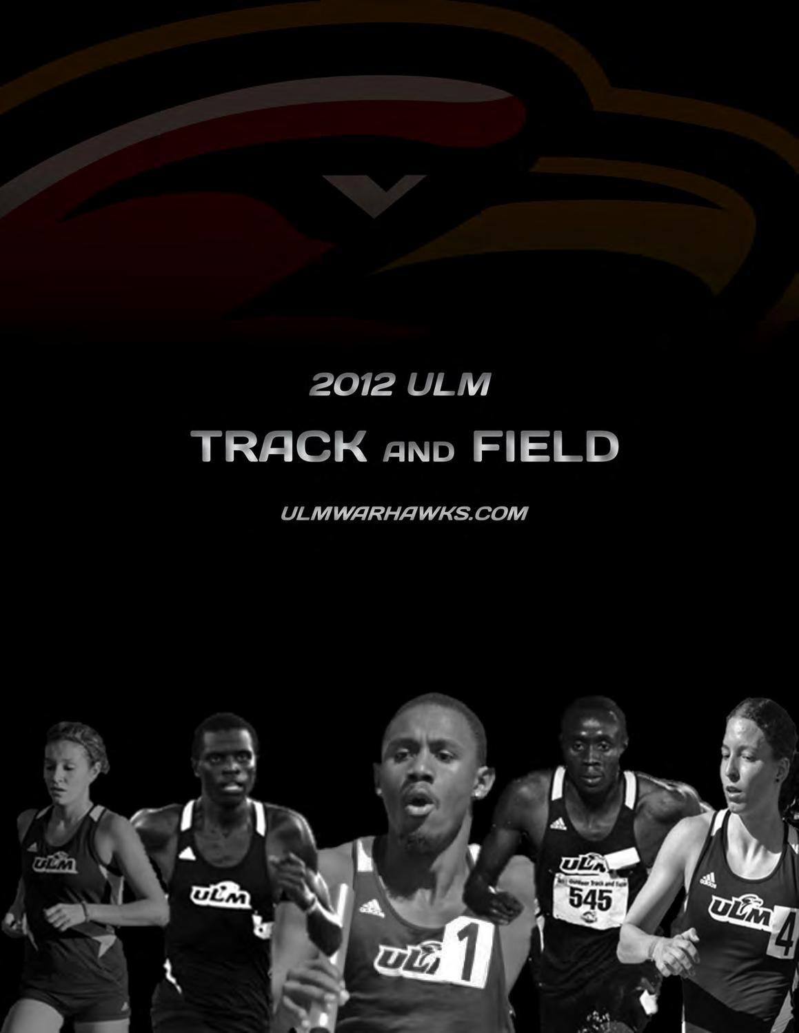 8d64c0ad1 2012-13 ULM Track and Field Media Guide by ULM - issuu