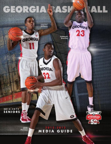 073a1925 2012-13 Georgia Men's Basketball Media Guide by Georgia Bulldogs ...
