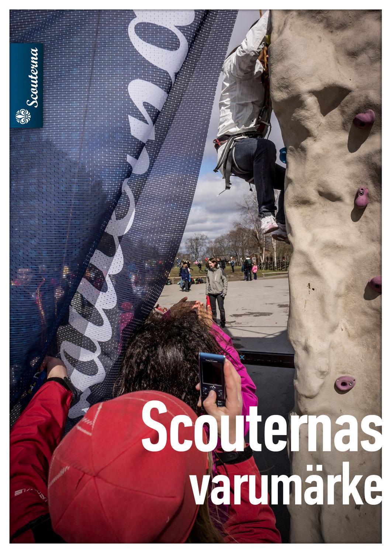 Inget mer sokande efter scouter